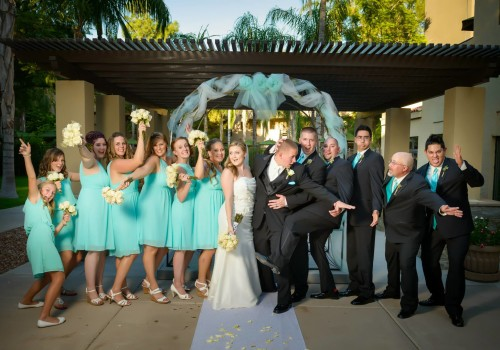 Wedding Officiant outdoor wedding ceremony Mesa-Tempe-Gilbert-Chandler-Apache Junction