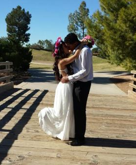 Freestone Park Wedding