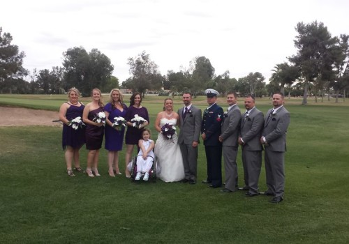 Arizona Golf Resort Weddings